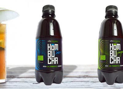 Kombucha 3 flasker